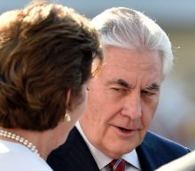 US envoy Tillerson in Mexico to soothe ties
