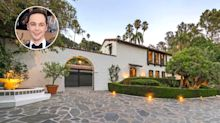 The house 'Big Bang Theory' star Jim Parsons is selling for $9M has a Robsten connection