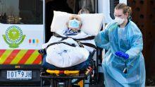 Australia posts record number of new coronavirus cases