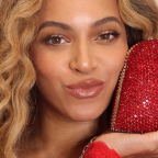 Beyoncé Wore the Ultimate Red Lace Bodycon Dress for Valentine's Day