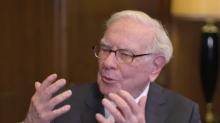 Warren Buffett: 'The progress of mankind has been incredible'