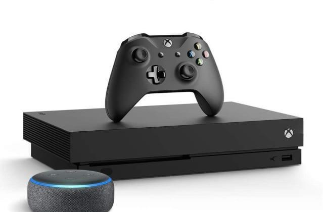 Amazon adds a free Echo Dot to Xbox One purchases
