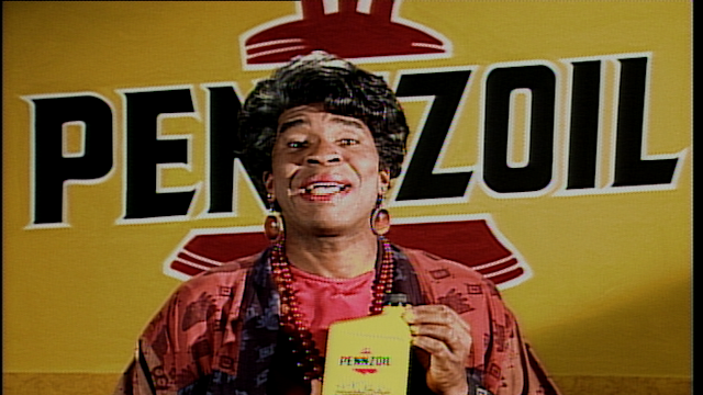 Maya Angelou for Pennzoil