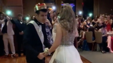 High school student with autism wins prom king, classmates erupt in cheers