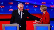Bernie World Is Starting To Go After Elizabeth Warren