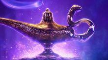 Will Smith revela el primer póster oficial de la nueva película de Aladdín
