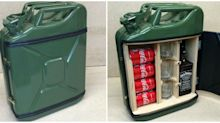 How to Make a Mini Travel Bar with a Jerry Can