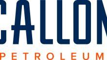 Why Callon Petroleum, Teva Pharmaceutical Industries, and PG&E Slumped Today