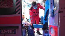 Bruttissimo scontro tra due vetture in provincia di Bergamo, tre minori feriti