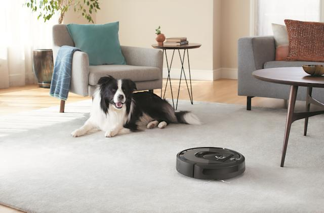 Robot vacuums and smart home gadgets get big discounts for Prime Day