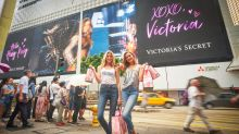 Victoria's Secret and Gap among the retail brands that have reached peak revenue