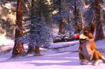 RIFT gets into the holiday spirit with the Fae Yule world event
