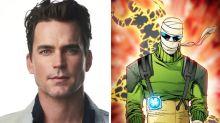 'Doom Patrol': Matt Bomer To Star As Negative Man In DC Universe TV Series
