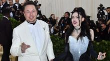 Elon Musk and Grimes change baby's name: 'Roman numerals look better'