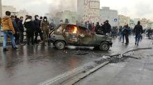 Un muerto en manifestaciones en Irán contra el aumento del precio de la gasolina