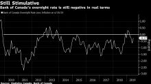 Economists Still See Canada Bucking Global Rate-Cutting Trend