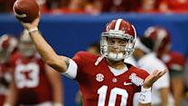 Should Alabama be worried about offense?