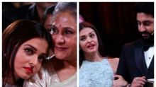 EXCLUSIVE! The real reason behind Aishwarya-Jaya's candid moment!