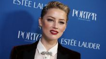 Amber Heard Reads Letter About Johnny Depp Abuse Allegations at #MeToo Anniversary Event