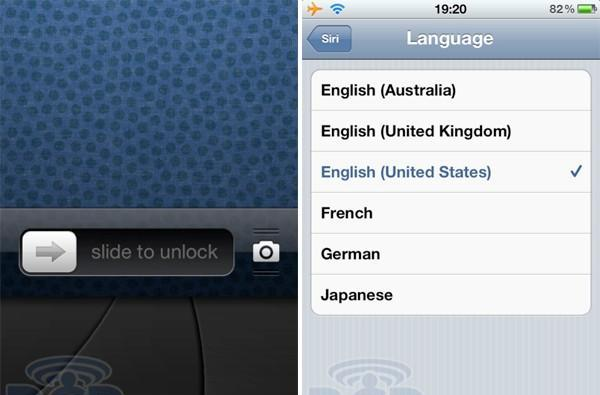 iOS 5.1 leaked, bringing new unlock-to-camera action, more cultured Siri?