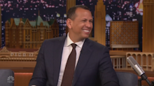 Alex Rodriguez reveals details of his proposal to Jennifer Lopez