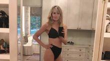 Melanie Griffith, 62, shares age-defying underwear selfie with followers