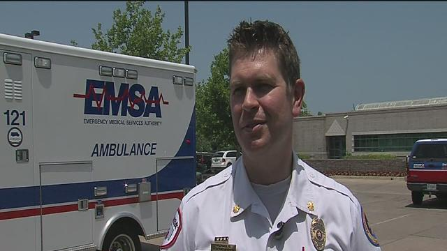 EMSA warning Green Country residents to stay safe in the summer heat