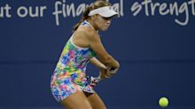 Top two seeds fall as Kenin, Pliskova crash out of Western & Southern Open