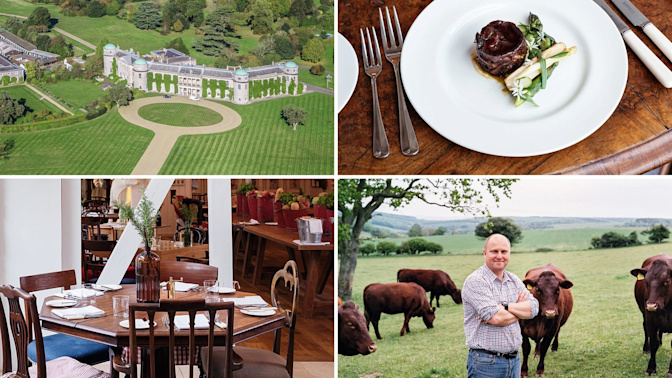 Fast cars and brilliant beef: how Goodwood became a destination for food lovers