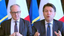 Gualtieri: garanzie a 100% per prestiti fino a 800 mila euro