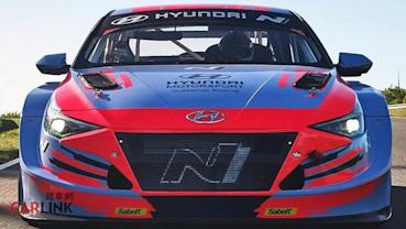 Hyundai「做上癮」了!旗下第三款TCR賽車「Elantra N TCR」發表