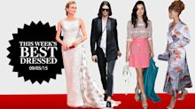 Diane Kruger, Rihanna, and Hailee Steinfeld Win Best Dressed