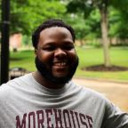 """Morehouse graduate motivated to """"change the world"""" after billionaire pledges to pay students' debts"""