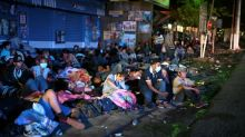Treck aus 3000 Migranten überquert ohne Corona-Tests Grenze zu Guatemala