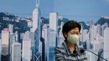 Hong Kong leader postpones annual policy address until after Beijing talks