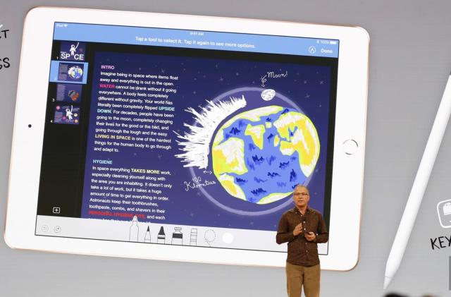 Apple needs more than apps to win over educators