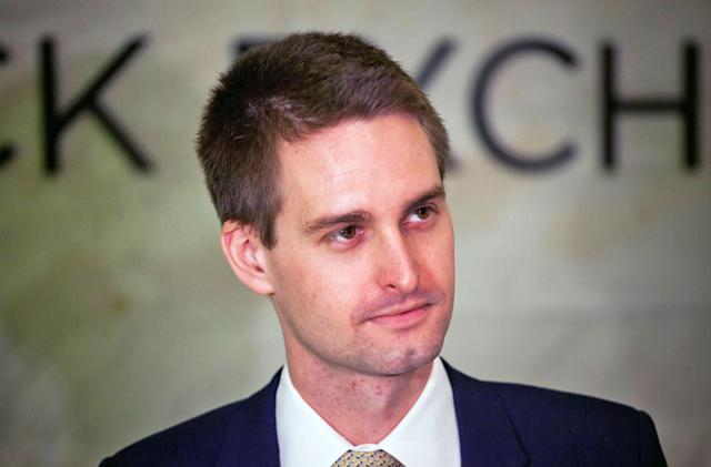 Snap CEO reportedly released redesign despite warnings from designers