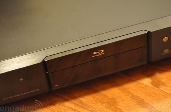 OPPO BDP-83 universal Blu-ray player hands-on