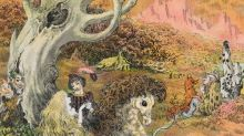 Mervyn Peake 'visual archive' acquired by British Library