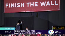Photojournalist attacked at Trump 'Finish The Wall' rally