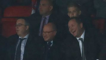Rafa Benitez urges Newcastle owner Mike Ashley to spend in January after making surprise attendance