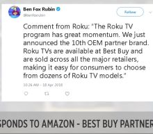 Stock screener yahoo finance yahoo finance 1 roku shares getting hit as amazon cuts deal with best buy malvernweather Image collections