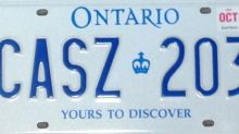 Toronto's photo radar cameras having trouble reading new Ontario licence plates