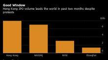 Alibaba Targets November Window for $10 Billion Listing