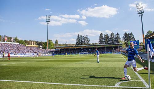 Bundesliga: Stadionproblematik in Darmstadt