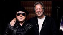 Rock legends Van Morrison and Eric Clapton to release anti-lockdown single