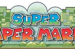 Reminder: Last day to enter the Super Paper Mario giveaway