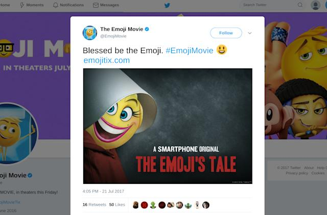 'The Emoji Movie' confirms it's the nightmare we all feared