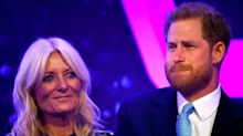 Watch: Prince Harry tears up during speech about becoming a parent