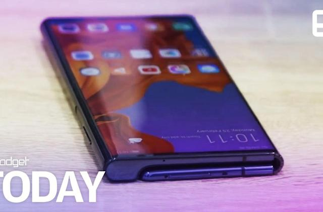 Here's what you missed over the weekend at MWC 2019